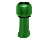 к-т Труба вытяжки в сборе К-Р-2 зелёный (Roof Master)