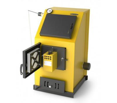 Оптимус Газ Электро 20кВт АРТ ТЭН 6кВт желтый