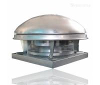 CTHB/4-200 дымоудаления +120 С Крышный вентилятор с горизонтальным выбросом воздуха