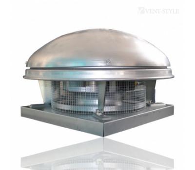CTHB/4-250 дымоудаления +120 С Крышный вентилятор с горизонтальным выбросом воздуха